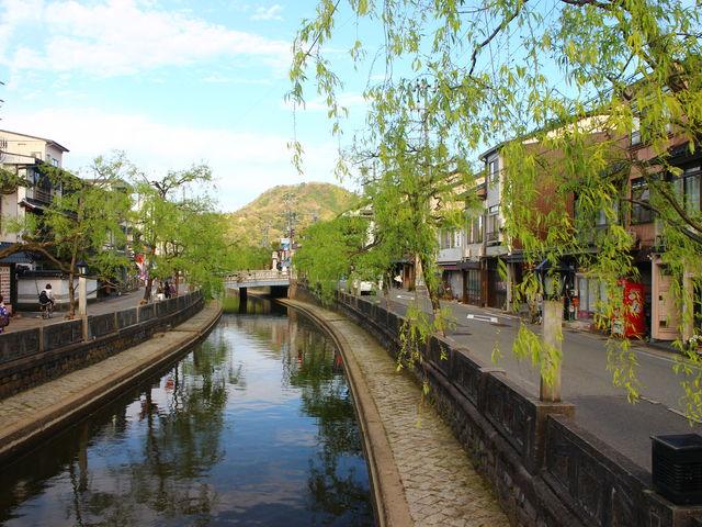 兵庫県城崎温泉